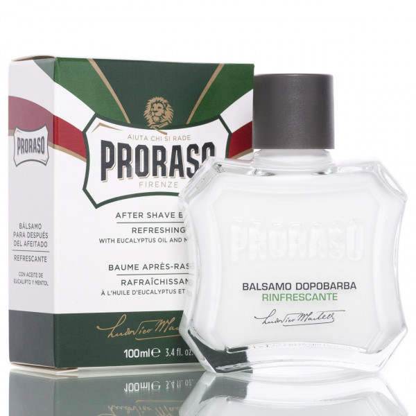 Proraso After Shave Balsam Refresh (Green) 100ml 1