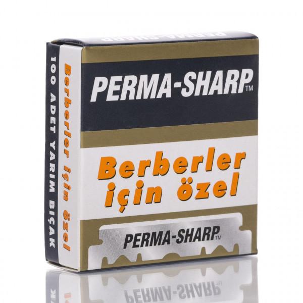 Perma-Sharp Rasierklingen, Single Edge (100 Stk.)