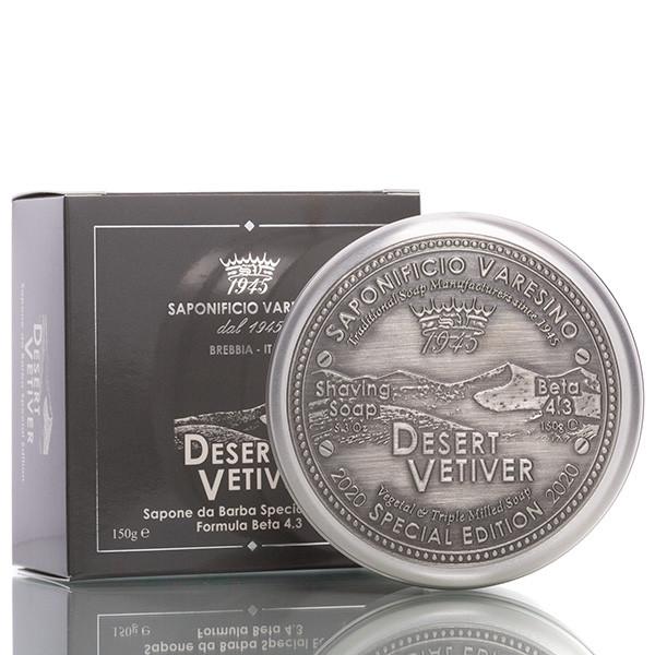 Saponificio Varesino Rasierseife Desert Vetiver Beta 4.3 Special Edition 150g 1