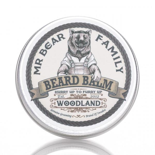 Mr. Bear Family Bartbalsam Woodland 60ml 1