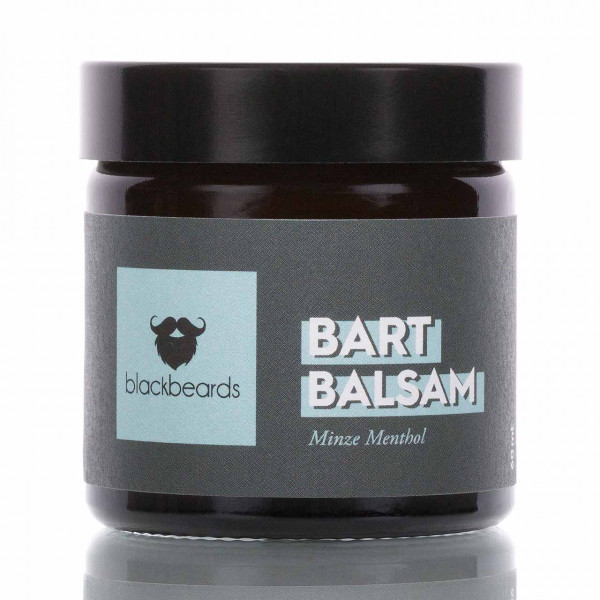 blackbeards Bartbalsam Minze Menthol 60ml