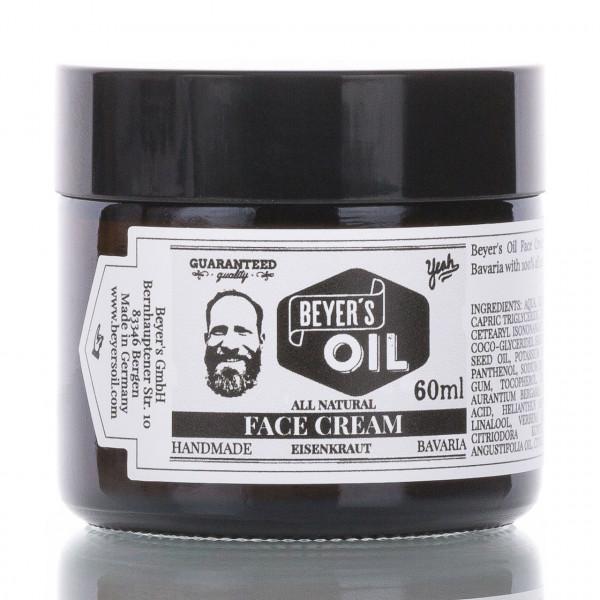 Beyers Oil Gesichtscreme Eisenkraut 60ml