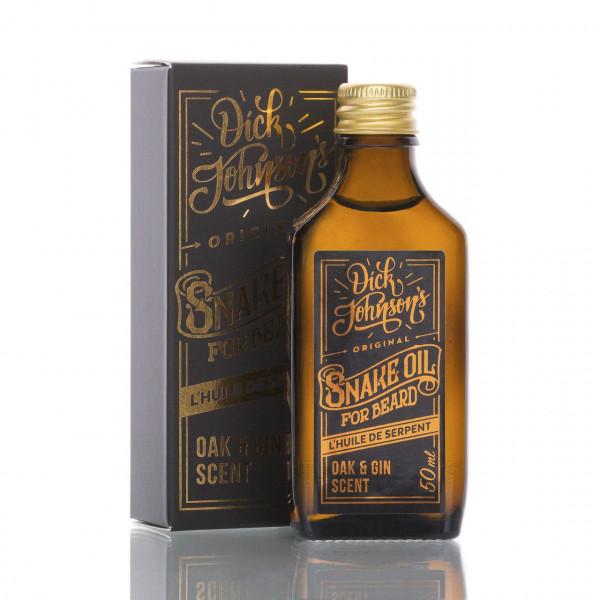 Dick Johnson Bartöl Snake Oil Oak & Gin 50ml 1