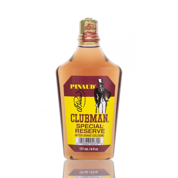 Clubman Pinaud After Shave Rasierwasser & Eau de Cologne Special Reserve 177ml