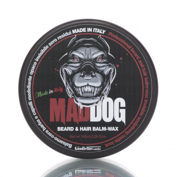The Goodfellas' Smile Haar- und Bartwachs Mad Dog 100ml 1