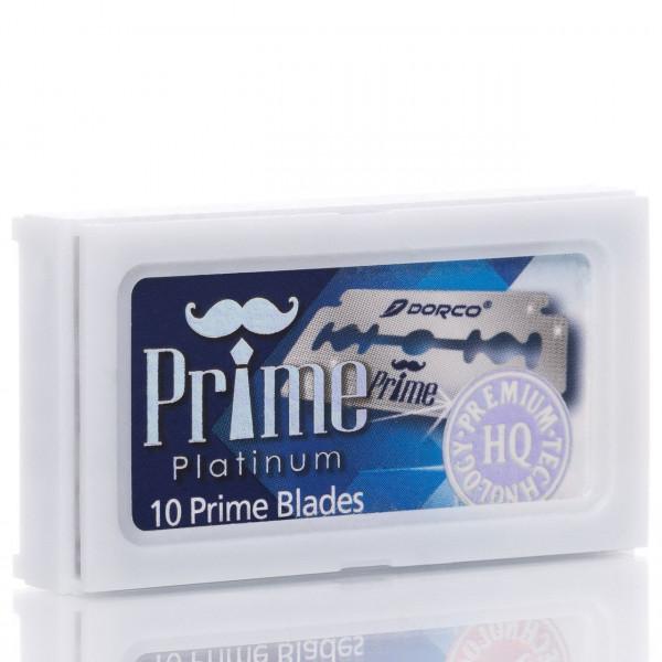 Dorco Rasierklingen Prime Platinum STP-301, Double Edge (10 Stk.)