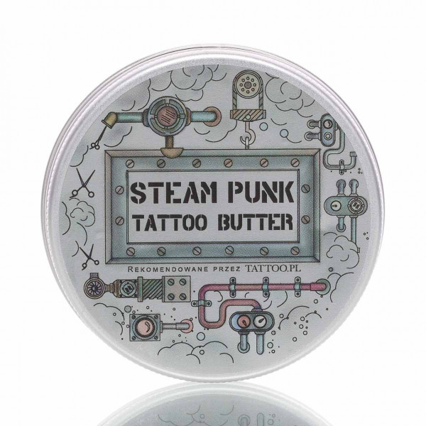 Pan Drwal Tattoo Butter Steam Punk 50ml 1