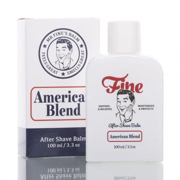 Fine After Shave Balsam American Blend 100ml 1
