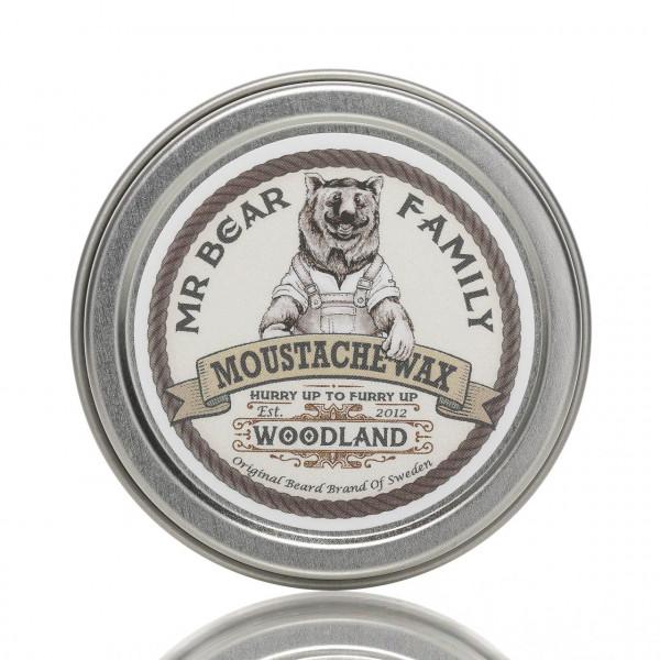 Mr. Bear Family Bartwichse Woodland 30ml 1