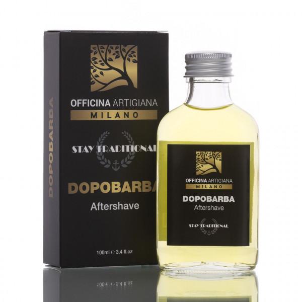 Officina Artigiana Milano After Shave Rasierwasser Stay Traditional 100ml 1