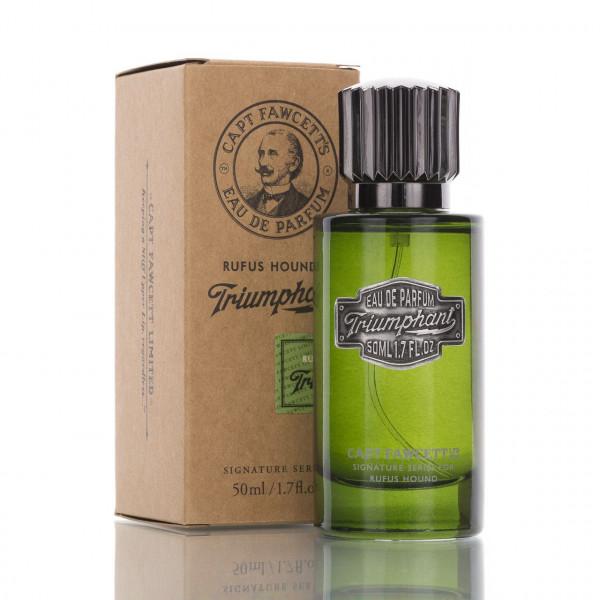 Captain Fawcett Eau de Parfum Triumphant 50ml mit Verpackung