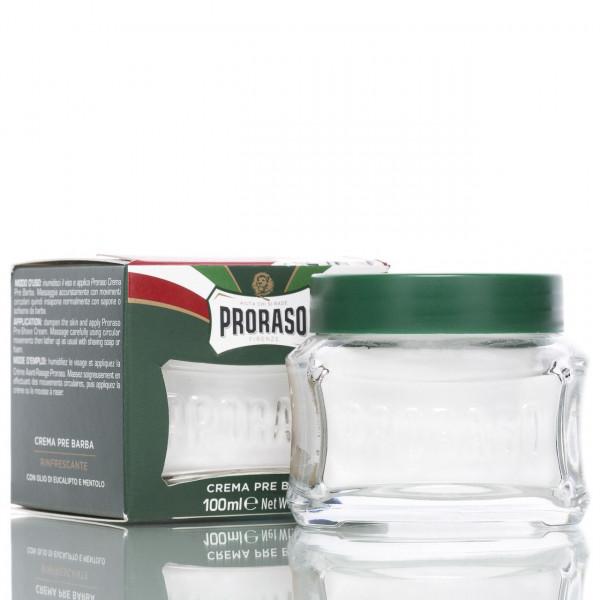 Proraso Pre Shave Creme Refresh (Green) 100ml