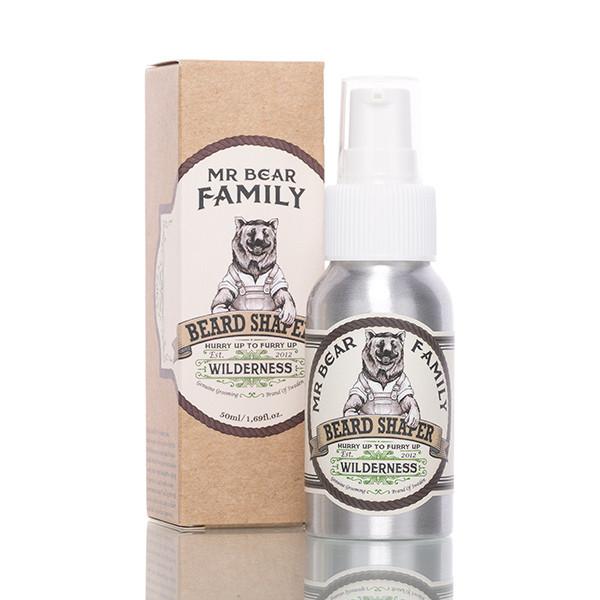 Mr. Bear Family Bartlotion Beard Shaper Wilderness 50ml 1