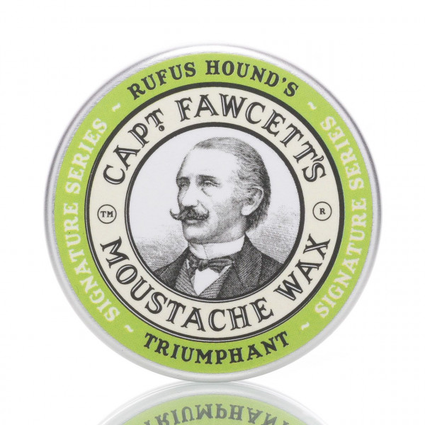 Captain Fawcett Bartwichse Triumphant 15ml Front