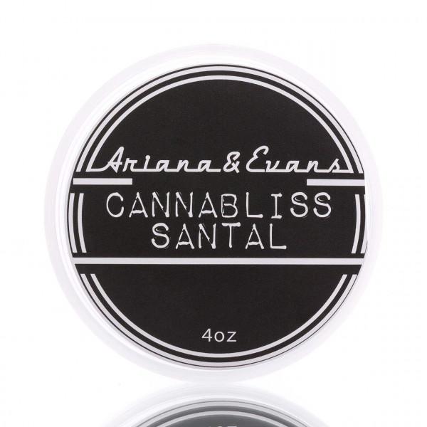 A&E Ariana & Evans Rasierseife Cannabliss Santal 118ml 1