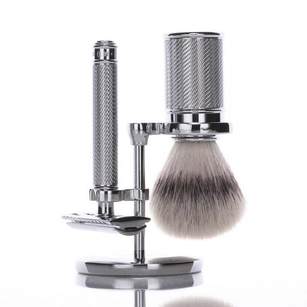Mühle Rasierset Traditional 3-teilig mit Silvertip Fibre Ansicht aller Produkte