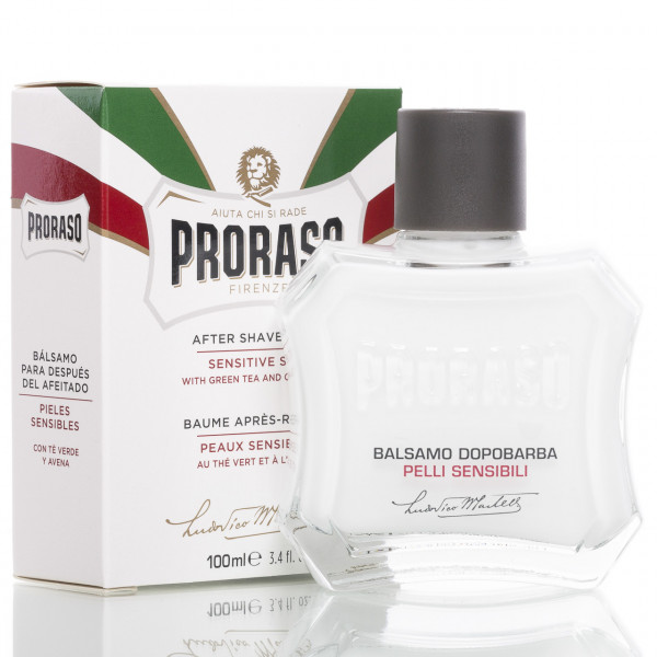 Proraso After Shave Balsam Sensitive (White) 100ml 1
