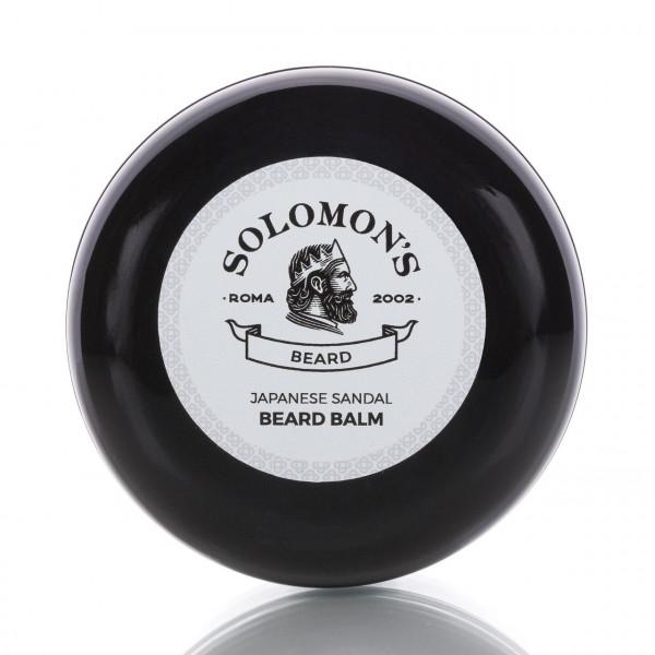 Solomon's Beard Bartbalsam Japanese Sandal 150ml 1