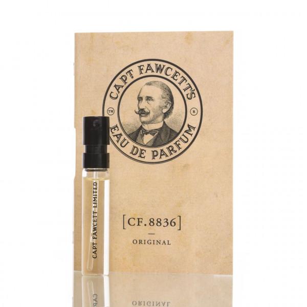 Captain Fawcett Eau de Parfum Probe 2ml 1
