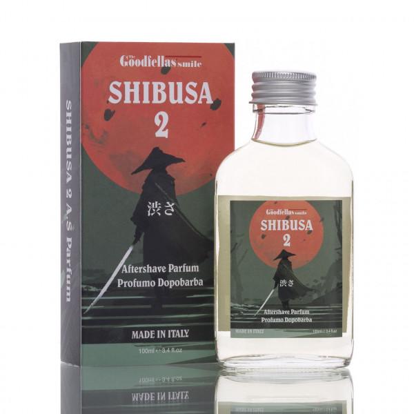 The Goodfellas' Smile After Shave Rasierwasser & Parfüm Shibusa 2 100ml 1