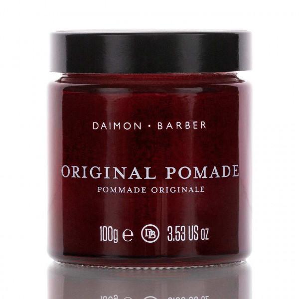 Daimon Barber Pomade Original Pomade Medium Hold Medium Shine 100g 1