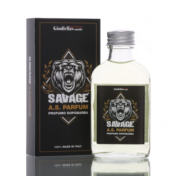 The Goodfellas' Smile After Shave Rasierwasser & Parfüm Savage 100ml 1