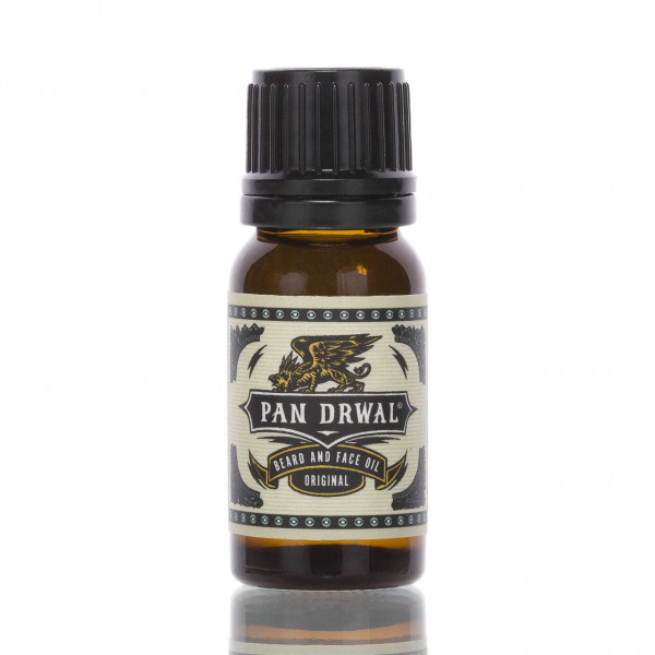 Pan Drwal Bartöl Original Probe 10ml