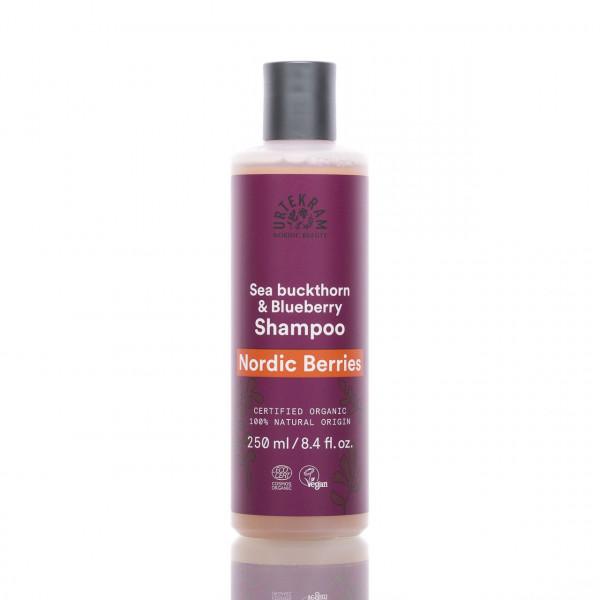 Urtekram Shampoo gegen trockenes, geschädigtes Haar Nordic Berries 250ml