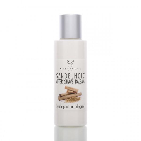 Haslinger Seifen & Kosmetik After Shave Balsam Sandelholz 100ml