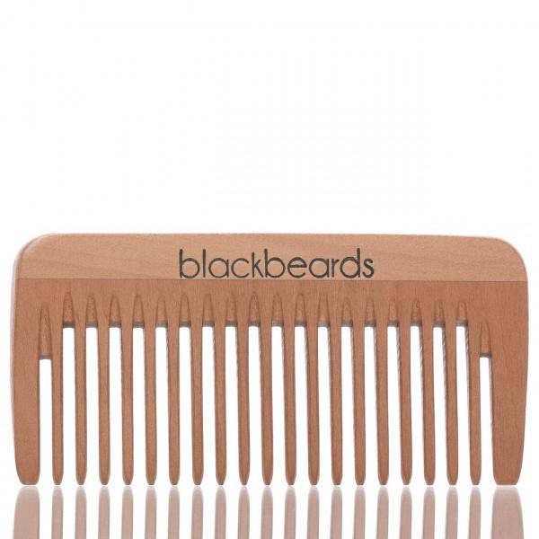 blackbeards Bartkamm mit mittlerer Zahnung 1