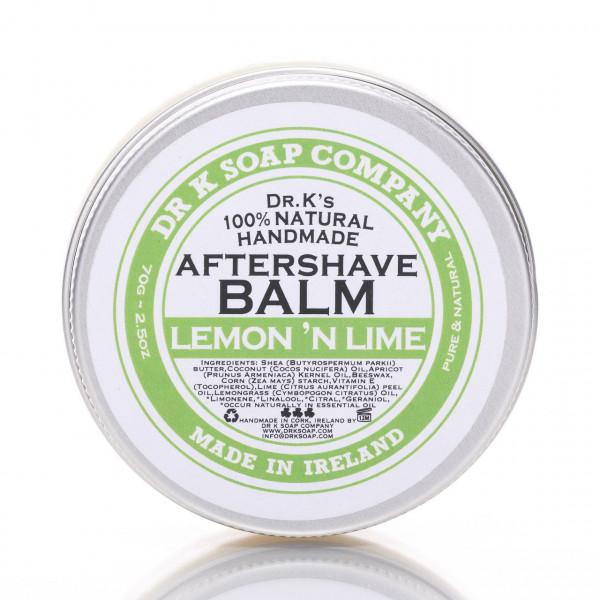 Dr K Soap Company After Shave Balsam Lemon n Lime 70g 1