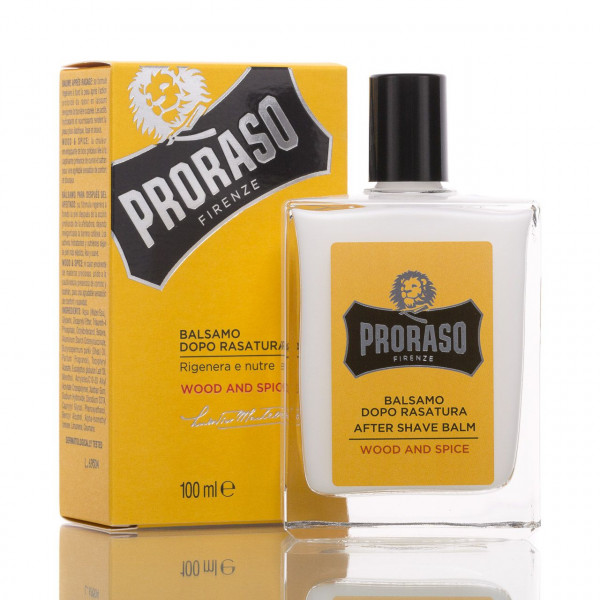 Proraso After Shave Balsam Wood & Spice 100ml 1