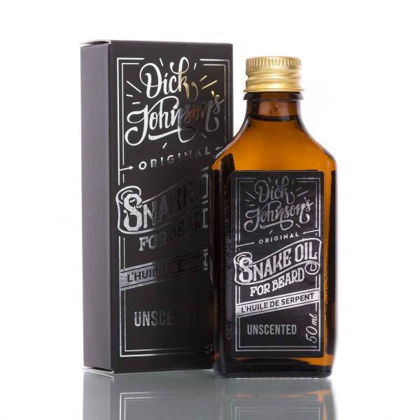 Dick Johnson Bartöl Snake Oil Unscented 50ml 1