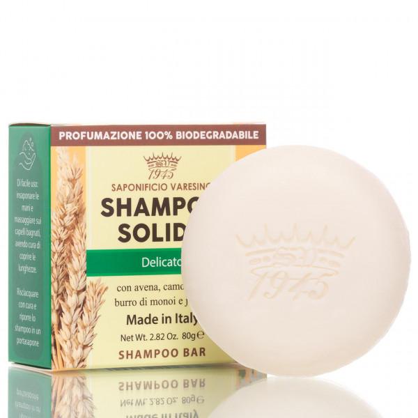 Saponificio Varesino Shampoo fest Delicato 80g