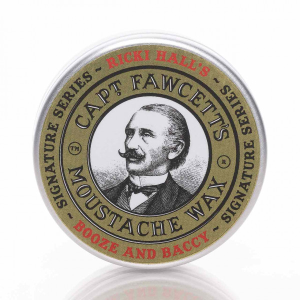 Captain Fawcett Bartwichse Booze & Baccy by Ricki Hall 15ml 1