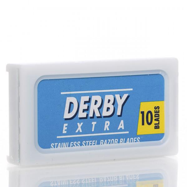Derby Rasierklingen Extra Stainless Steel, Double Edge (10 Stk.)