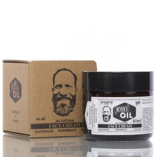 Beyer's Oil Gesichtscreme Eisenkraut 60ml 1