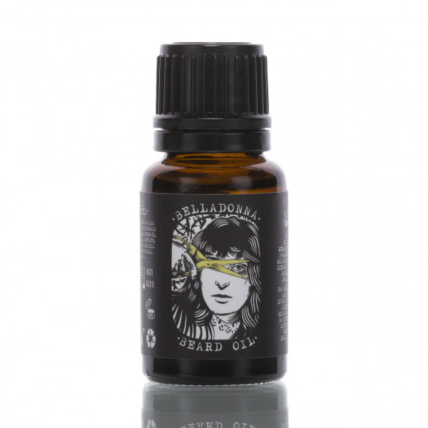 Pan Drwal Bartöl Freak Show Belladonna Probe 10ml