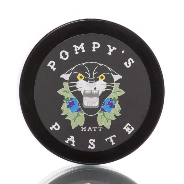 Pompy's Pomade Pomade Matt Paste 100ml 1
