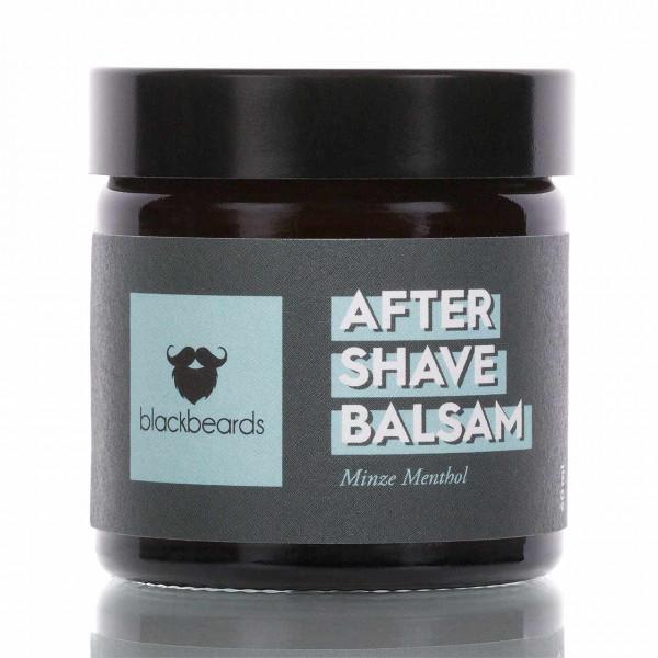 blackbeards After Shave Balsam Minze Menthol 60ml