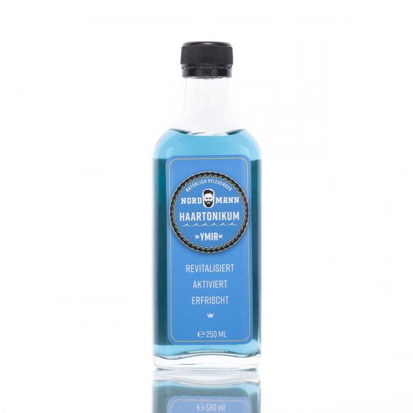 Nordmann Haarpflege Haartonikum Ymir 250ml Frontalansicht Flasche