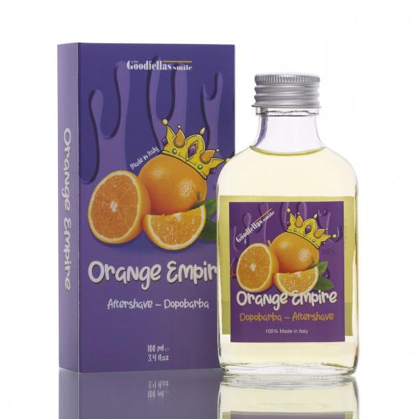 The Goodfellas' Smile After Shave Rasierwasser Orange Empire 100ml 1