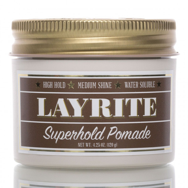 Layrite Pomade Superhold 120g