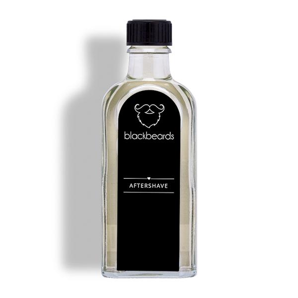 Ein Rasierwasser von blackbeards