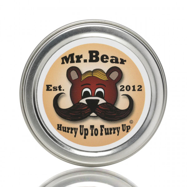 Mr. Bear Family Bartwichse Hurry Up 30ml 1