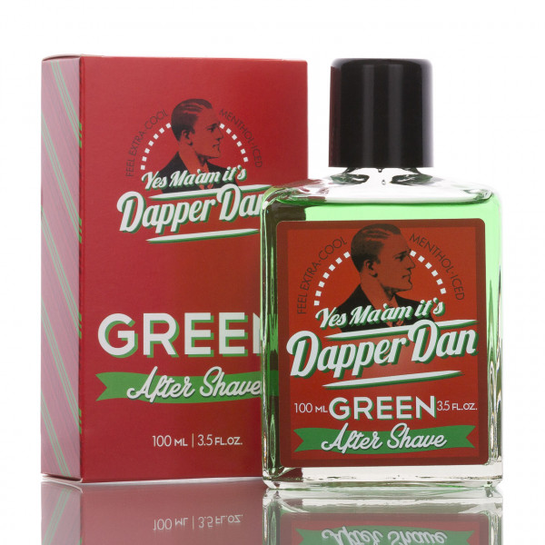 Dapper Dan After Shave Rasierwasser Green 100ml 1