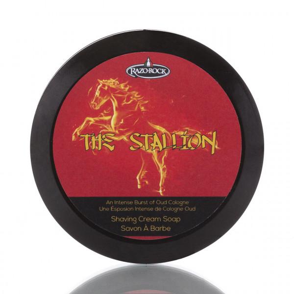 RazoRock Rasierseife Stallion 150ml 1
