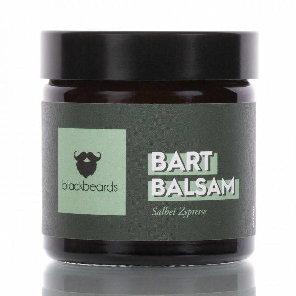blackbeards Bartbalsam Salbei Zypresse 60ml