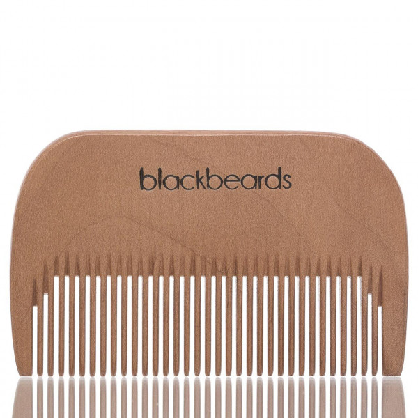 blackbeards Bartkamm mit feiner Zahnung 1