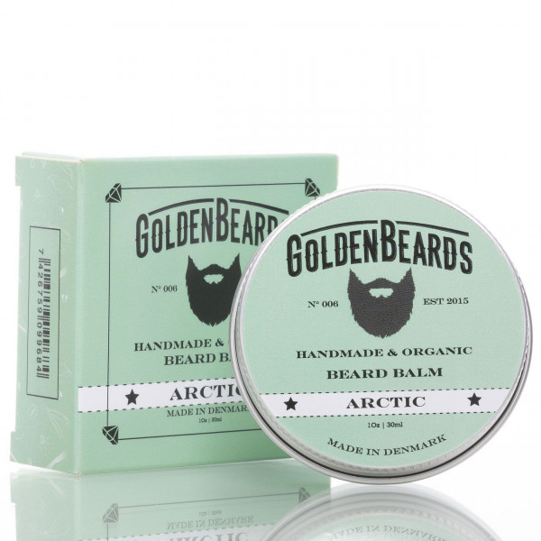 Golden Beards Bartbalsam Arctic 30ml 1